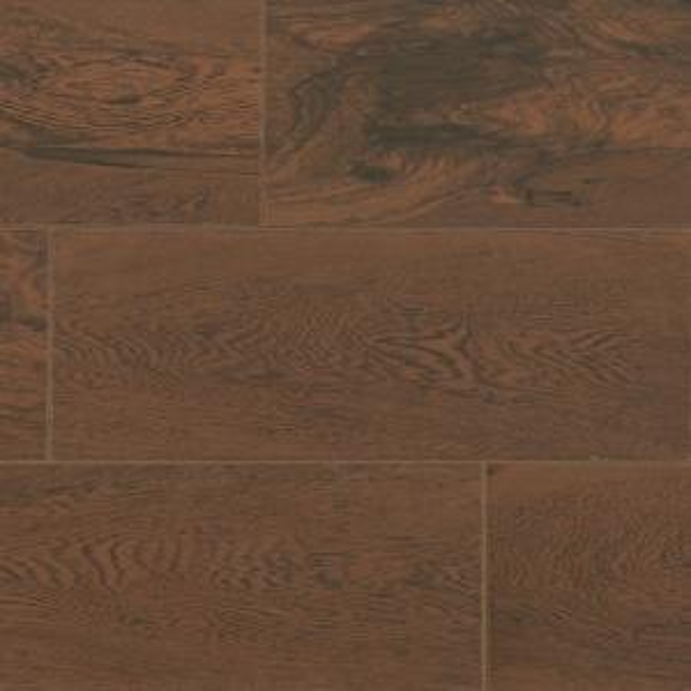 Trafficmaster Glenwood Cherry 7 In X 20 In Ceramic Floor