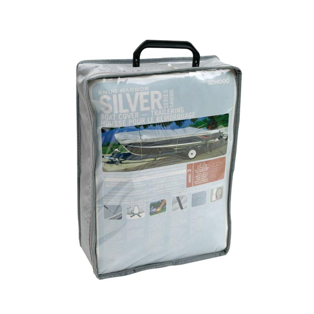 19 ft. - 21 ft. Silver Series Boat Cover