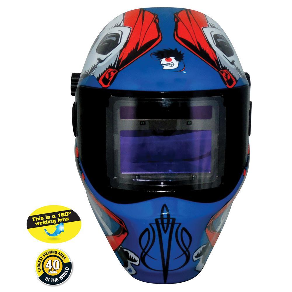40 VizI4 Series Captain Jack RFP Welding Helmet
