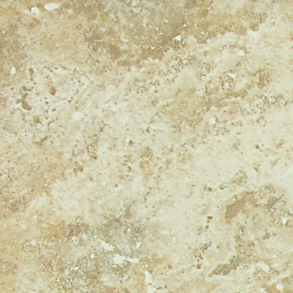 Heathland Raffia 6 in. x 6 in. Glazed Ceramic Wall Tile