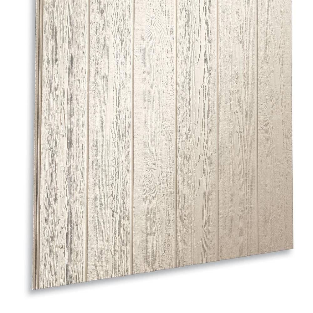 Smartside 76 Series 48 In X 96 In 8 In O C Cedar Fiber Panel Siding 25934 The Home Depot