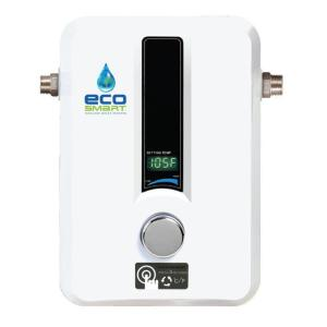 Ecosmart 8 Kw Self Modulating 1 55 Gpm Electric Tankless