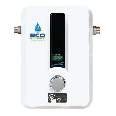8 kW Self-Modulating 1.55 GPM Electric Tankless Water Heater