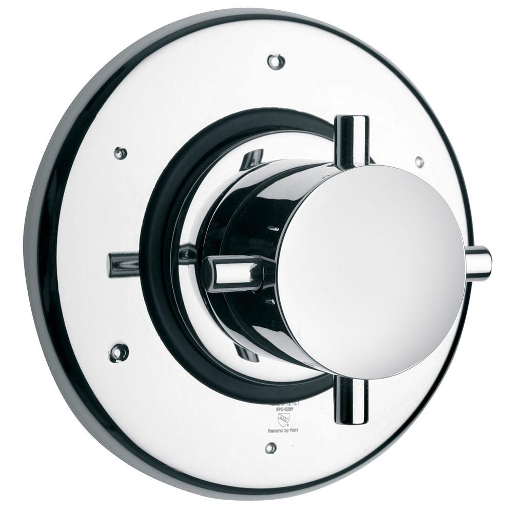 LaToscana Water Harmony 3 Way Diverter Valve In Chrome