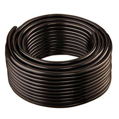 Opaque Black 50 Length 50/' Length Small Parts Nylon Vacuum Flexible Tubing 6mm ID 8mm OD 1mm Wall