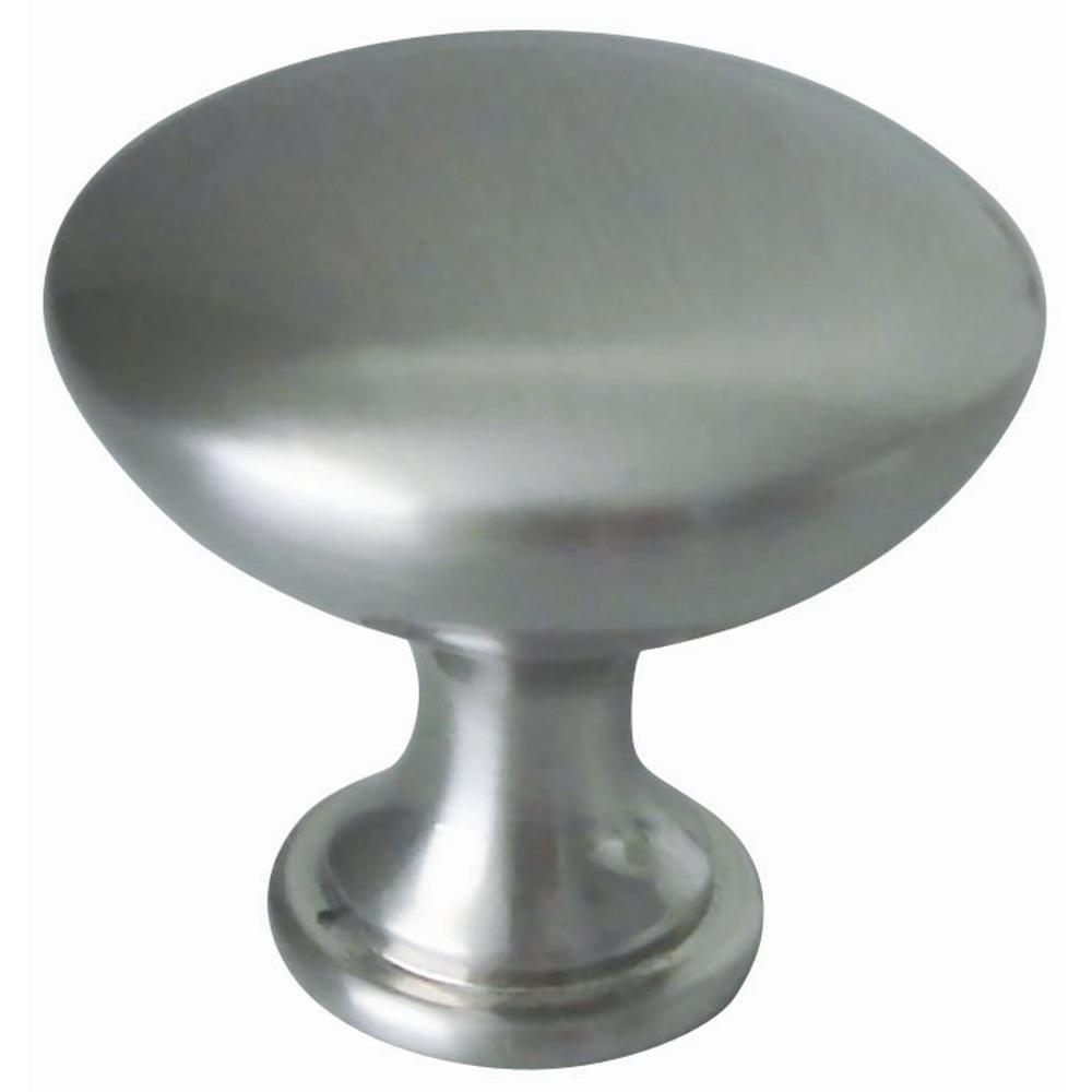 Midtown 1-3/16 in. Satin Nickel Cabinet Knob