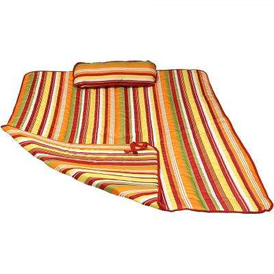 Outdoor Quilted Hammock Pad and Pillow