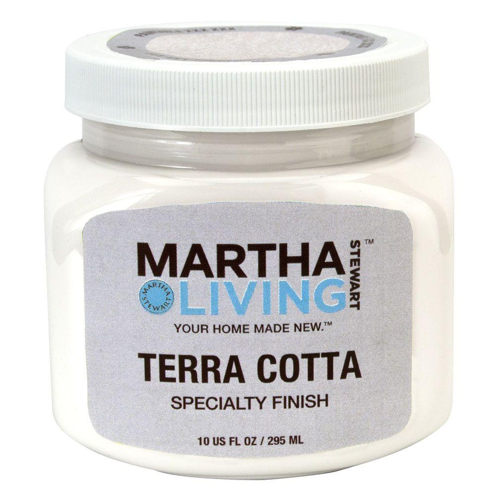 Martha Stewart Living 10 oz. Paintable - Terra Cotta Paint
