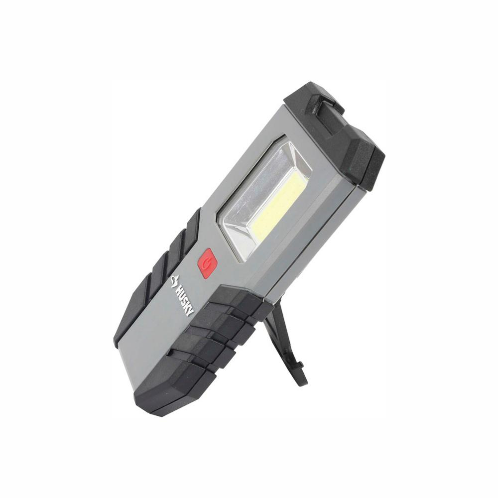 Husky 200 Lumen Multi Use LED Clip Light