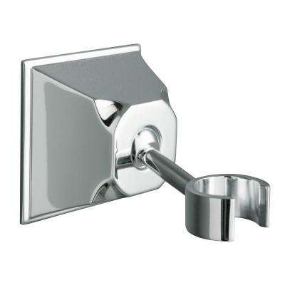 Memoirs Adjustable Wall-Mount Bracket in Polished Chrome