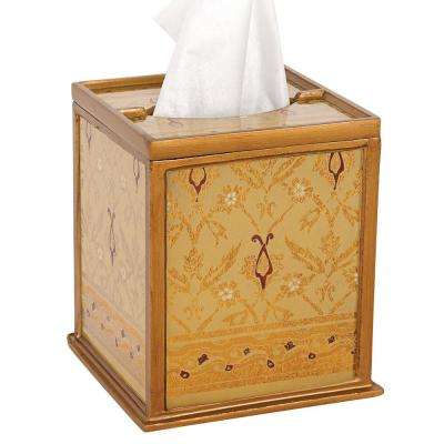 6 in. x 6 in. x 6 in. Antigua Sand Tissue Holder