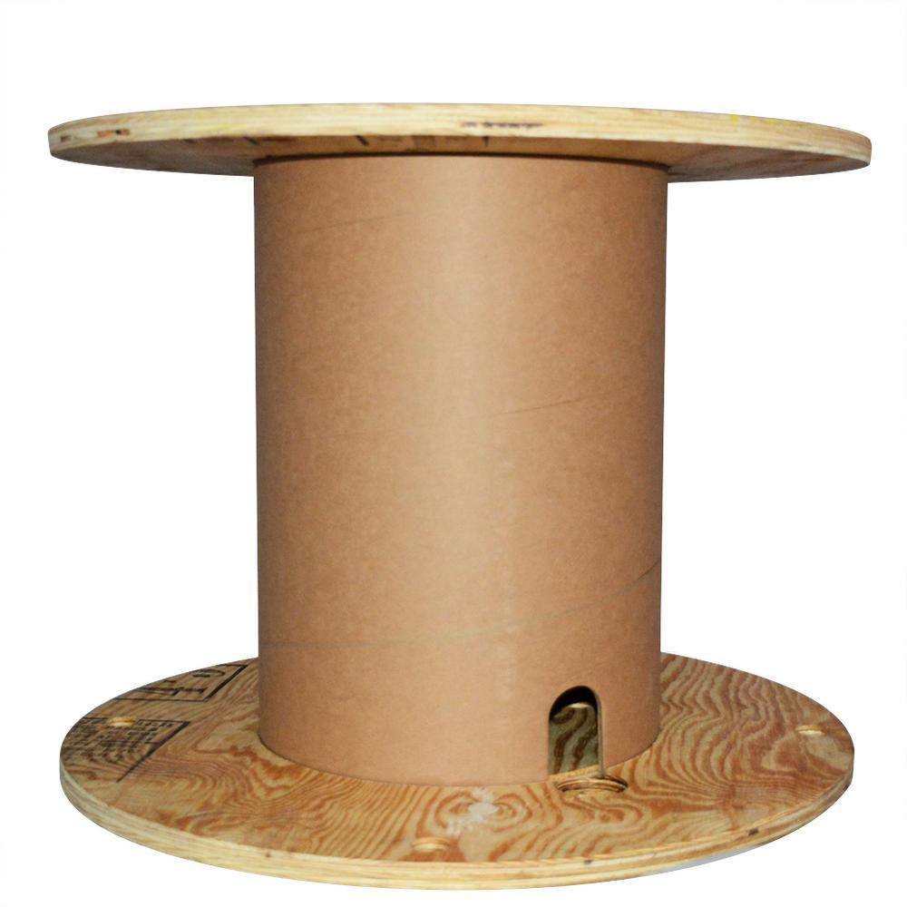 23.75L x 23.75W x 18.5H N5-FD Plywood Reel with Fiber Drum