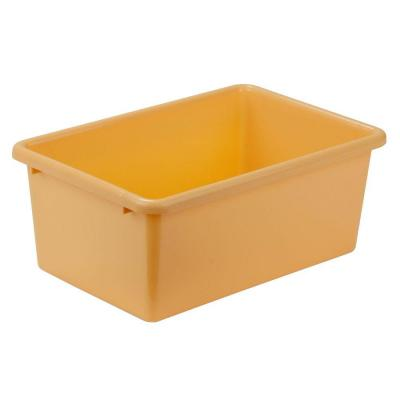 7.9-Qt. Storage Bin in Yellow