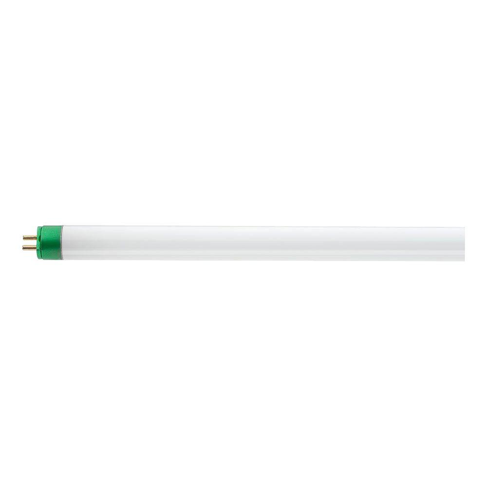 28-Watt 46 in. Linear T5 Fluorescent Light Bulb Soft White (3000K)
