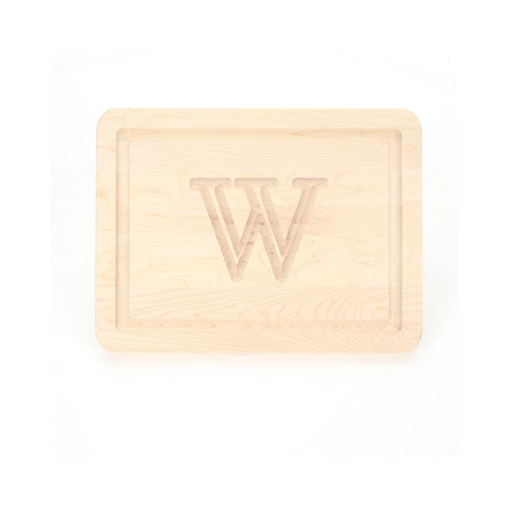 BigWood Boards Rectangle Maple Cheese Board W 200-W