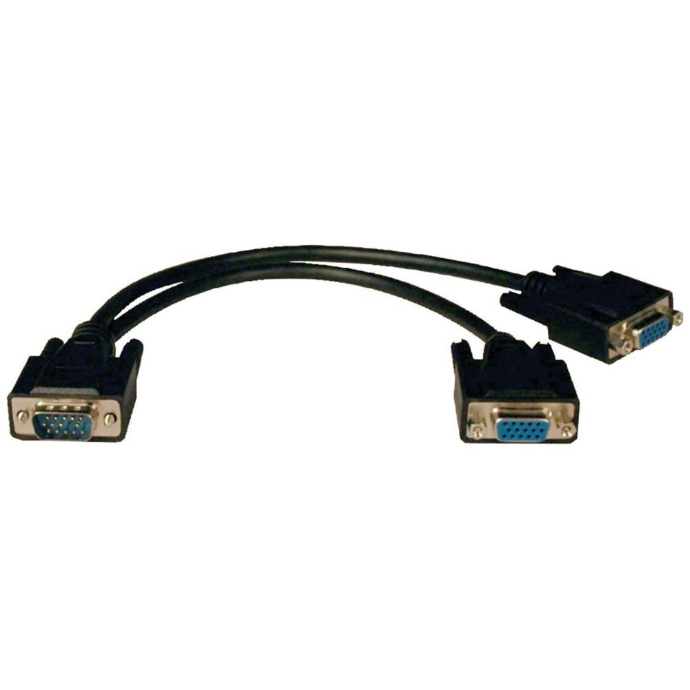 Tripp Lite 2-Port HDMI Over CAT-5 Extender/Splitter-B126-002
