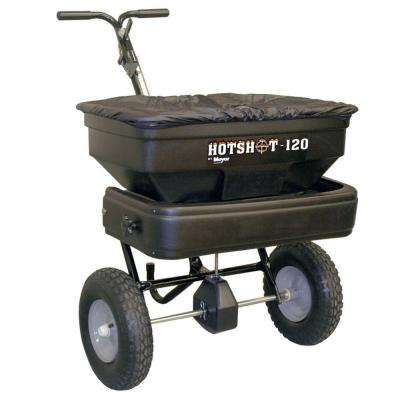120 lb. Capacity Walk Behind Spreader
