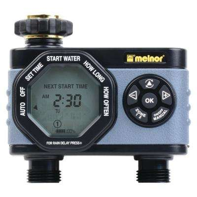 Advanced 2-Zone Electronic Water Timer