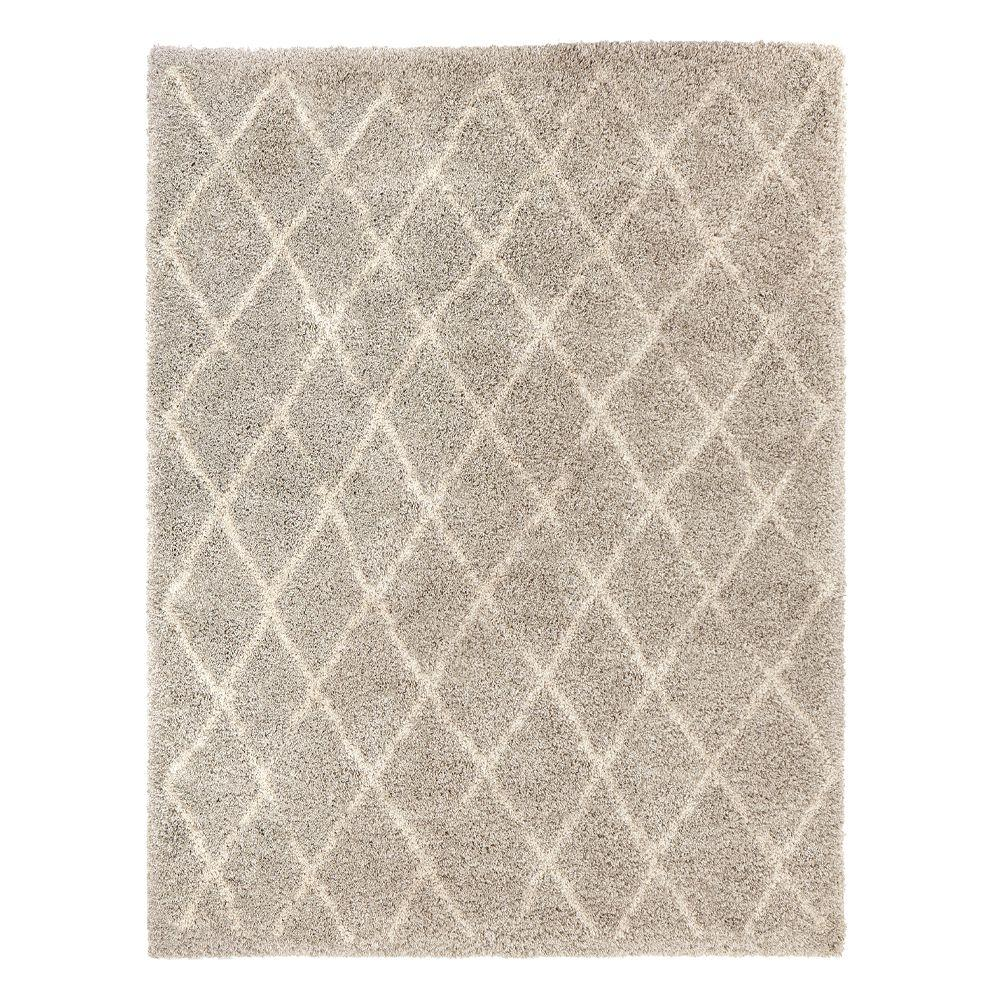 Home Decorators Collection Antique Moroccan Grey 5 ft. 3 ...