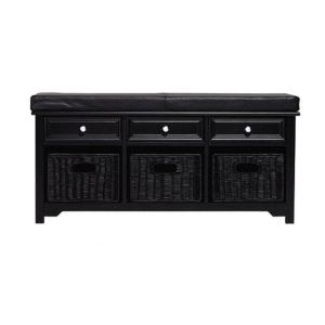 Home Decorators Collection Black Bench Deals