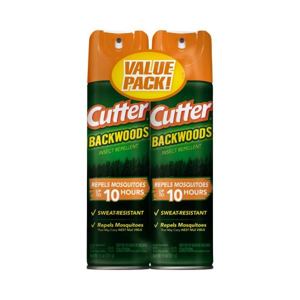 11 oz. Backwoods Mosquito and Insect Repellent (2-Count)