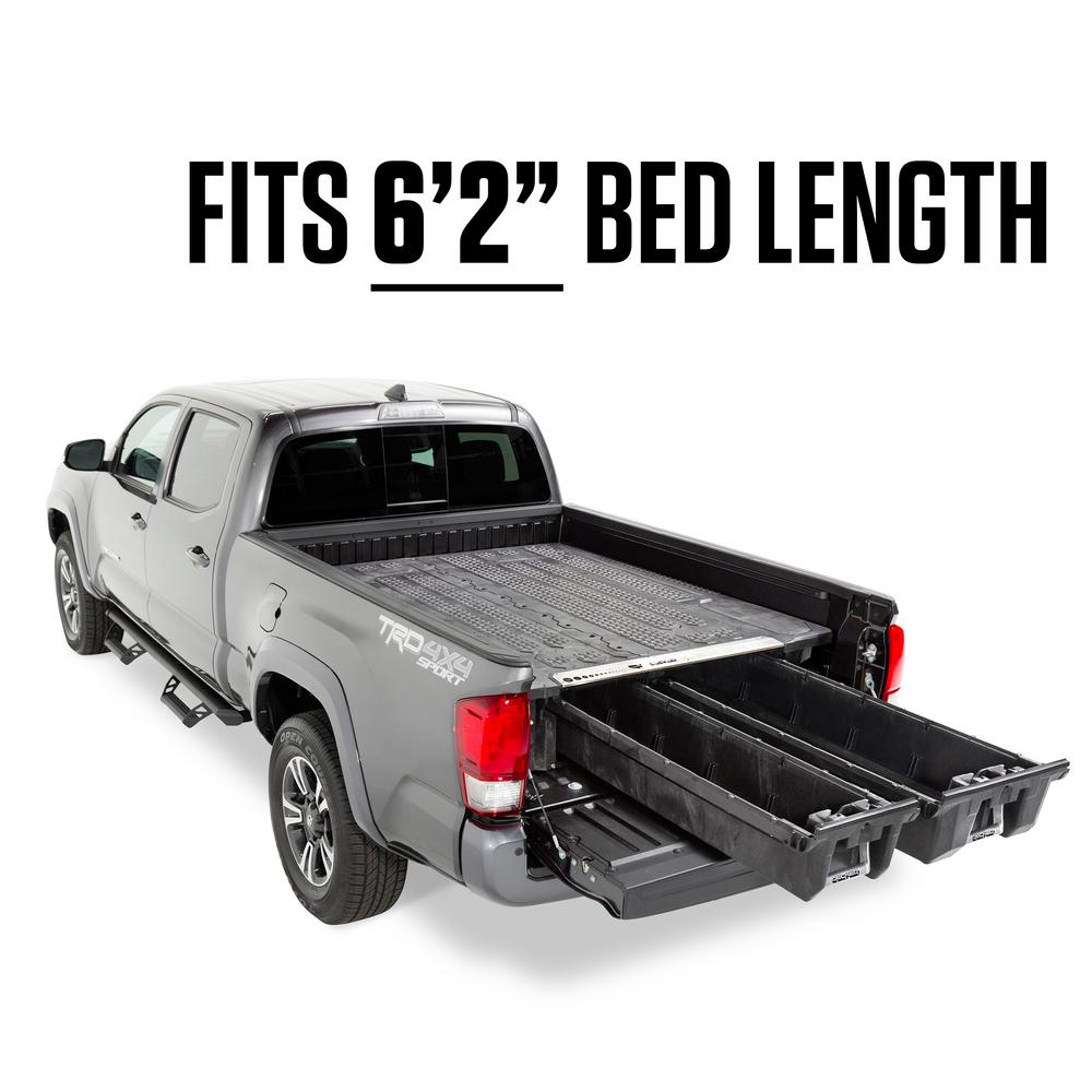 Storage System For Toyota Tacoma