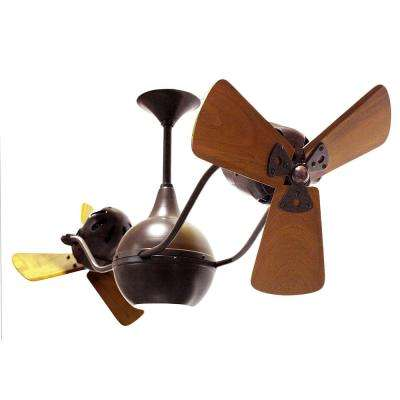 Ralston 44 in. 6-Blade Bronze Ceiling Fan