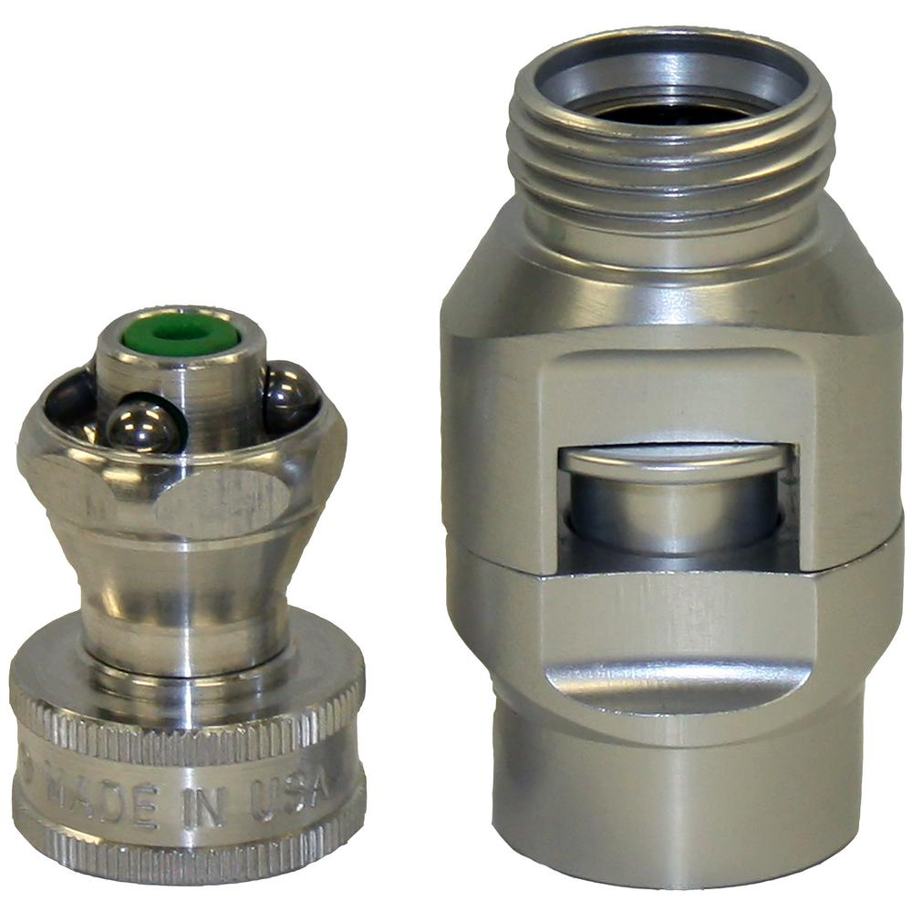 Master-FLO 3/4 in. Pro-Series Shut-Off Valve and Nozzle