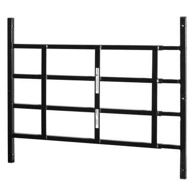 21 in. Fixed 4-Bar Window Grill (Width Expandable)