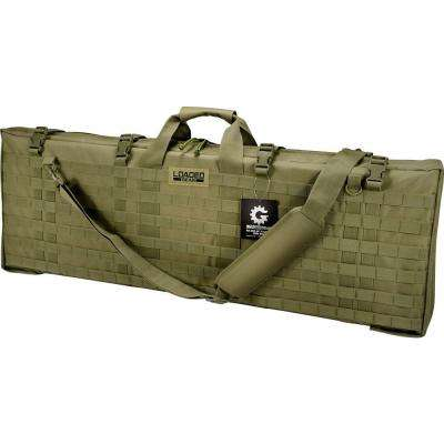 Loaded Gear 40 in. Hunting RX-300 Tactical Rifle Bag in Olive Drab Green