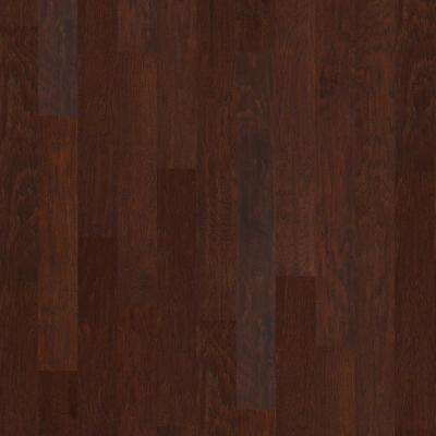 Grand Hickory 5 in. Lush 3/8 in. T x 5 in. W x Varying Length Engineered Hardwood Flooring (23.66 sq. ft. /case)
