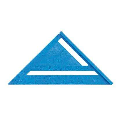 7 in. Polycast Rafter Square