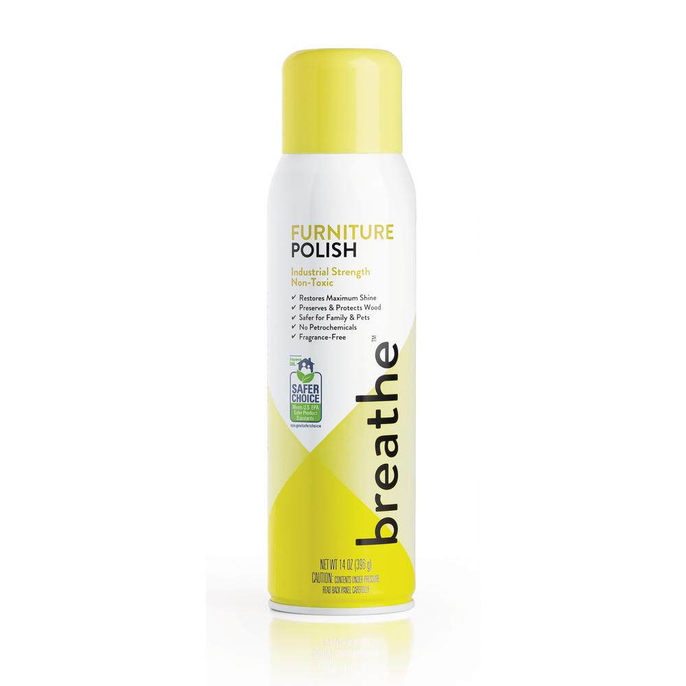 Breathe 14 oz. Furniture Polish