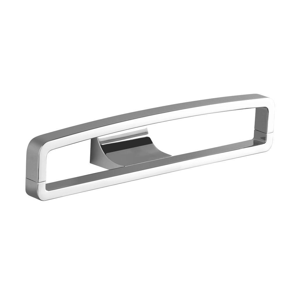 Loure Single Robe Hook in Polished Chrome