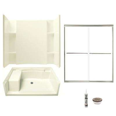 Sterling Shower Stalls Kits Showers The Home Depot