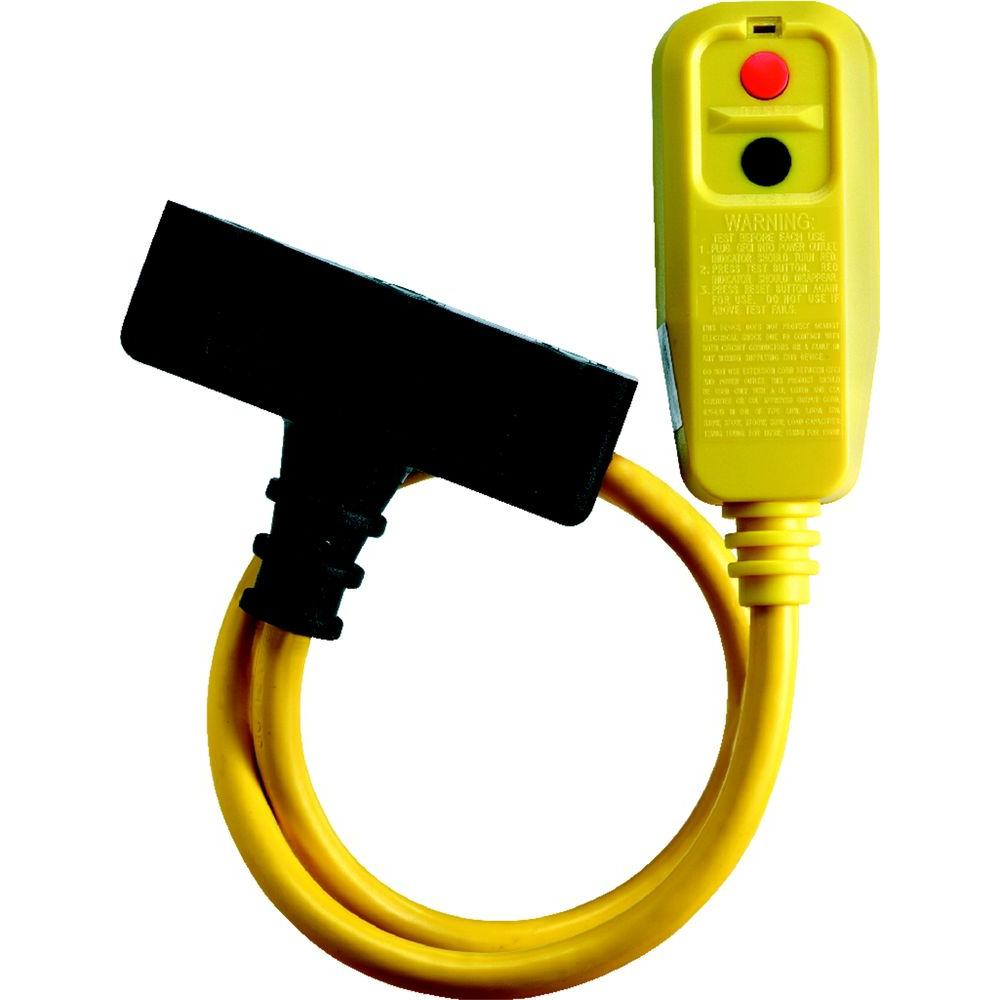 Tower manufacturing corporation 2 ft right angle gfci triple tap tower manufacturing corporation 2 ft right angle gfci triple tap cord sciox Choice Image