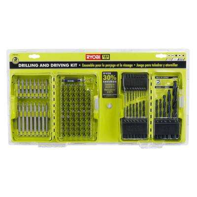 Drilling and Driving Kit (103-Piece)