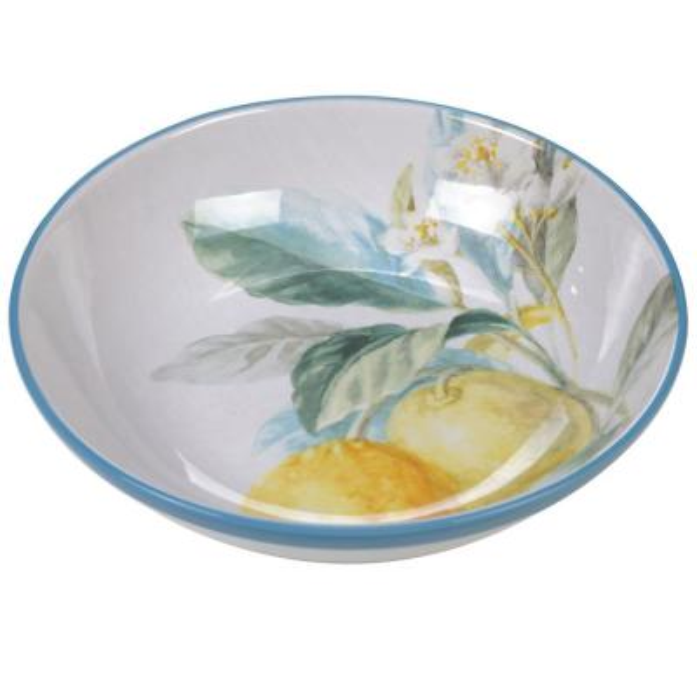 Multi-Colored 144 oz. Citron Serving Bowl
