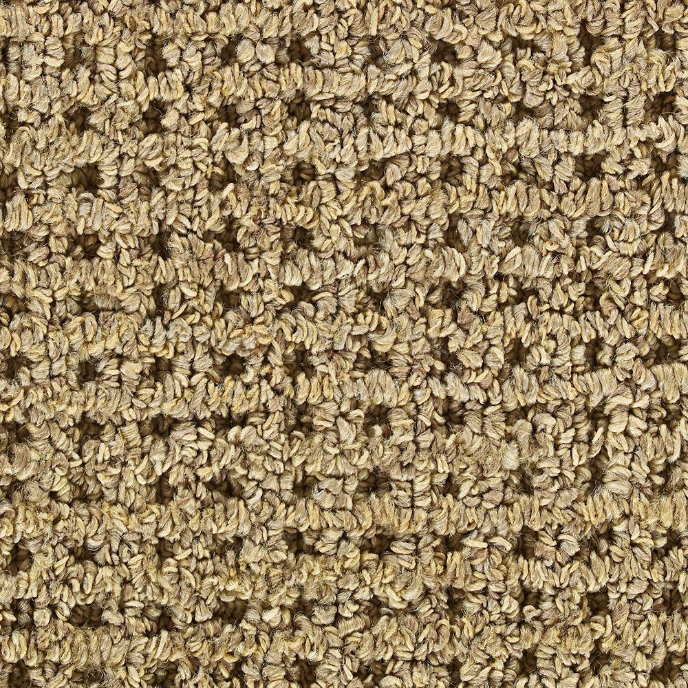 Martha Stewart Living Hillwood Heath - 6 in. x 9 in. Take Home Carpet Sample