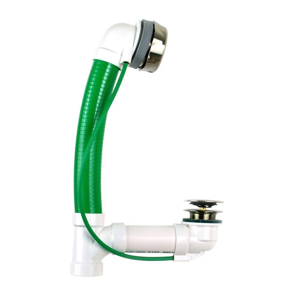 Innovator CableFlex 928 21 in. Sch. 40 PVC Bath Waste