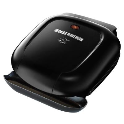 36 in. Black Stainless Steel Non-Stick Indoor Grill