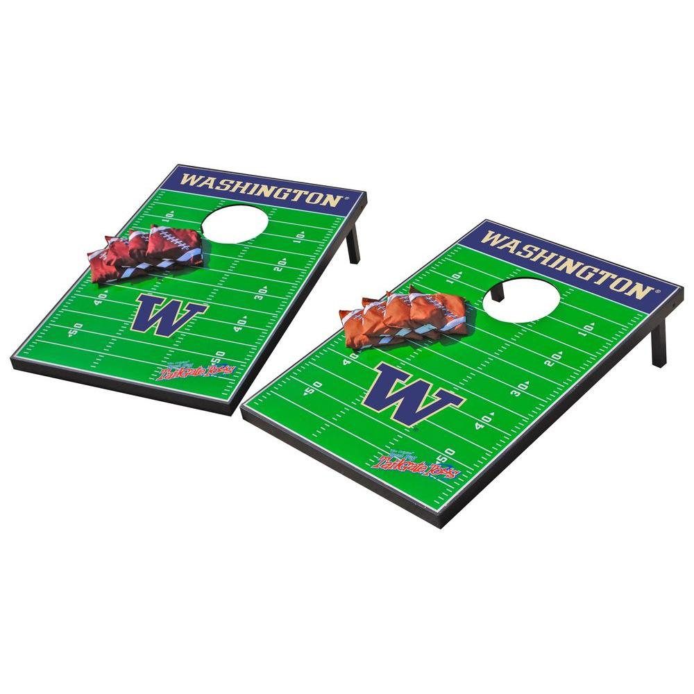 Wild Sports Washington Tailgate Cornhole Toss