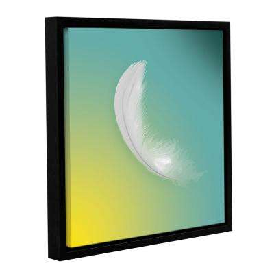 """Float I"" by Chandler Chase Framed Canvas Wall Art"