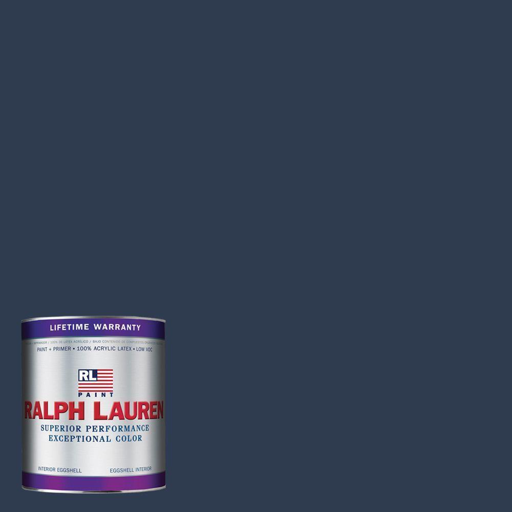 Ralph Lauren 1-qt. Club Navy Eggshell Interior Paint