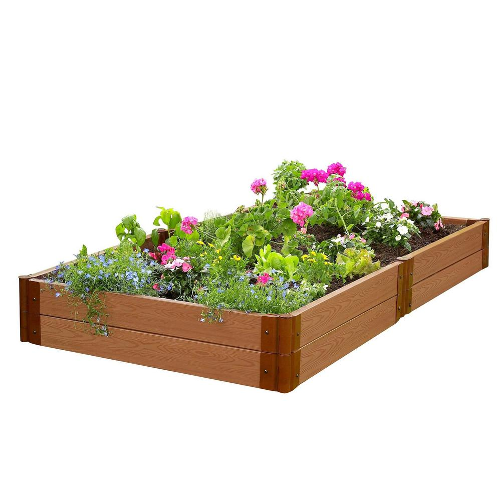 Frame It All Raised Garden Bed Kit