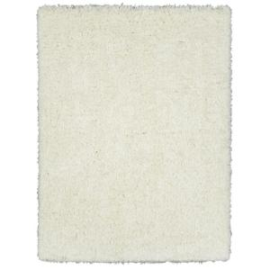 Pure Fuzzy Flokati Ivory 5 ft. x 7 ft. Faux Sheepskin Indoor Kids Area Rug