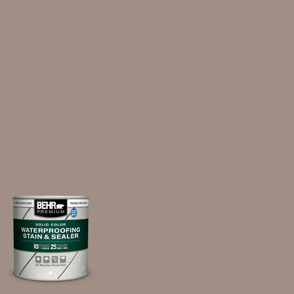 Behr Premium 8 Oz Sc 154 Chatham Fog Solid Color