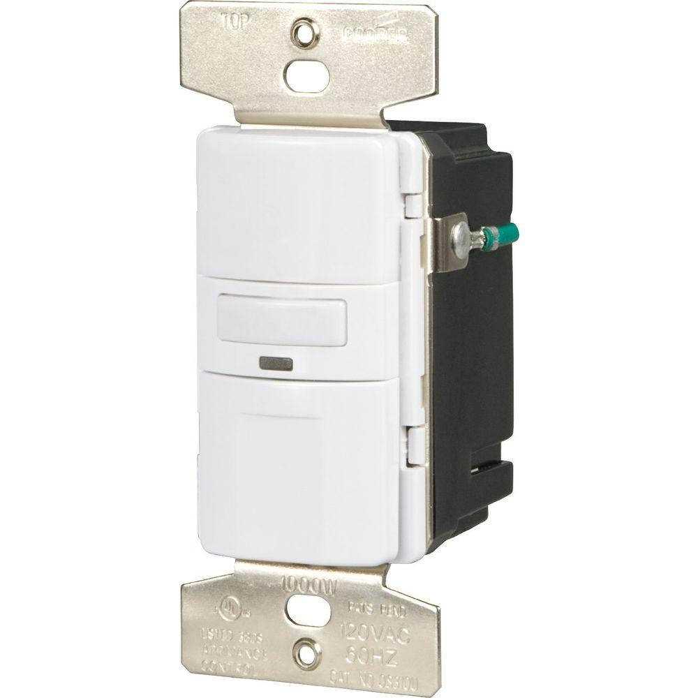 white eaton motion sensors os310u w k 64_1000 eaton motion activated occupancy sensor wall switch, white os310u cooper os310u wiring diagram at crackthecode.co