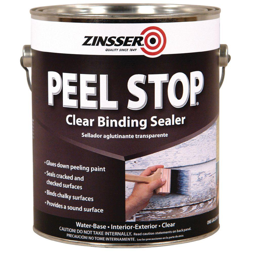 Zinsser 1-gal. Clear Peel Stop Primer-DISCONTINUED
