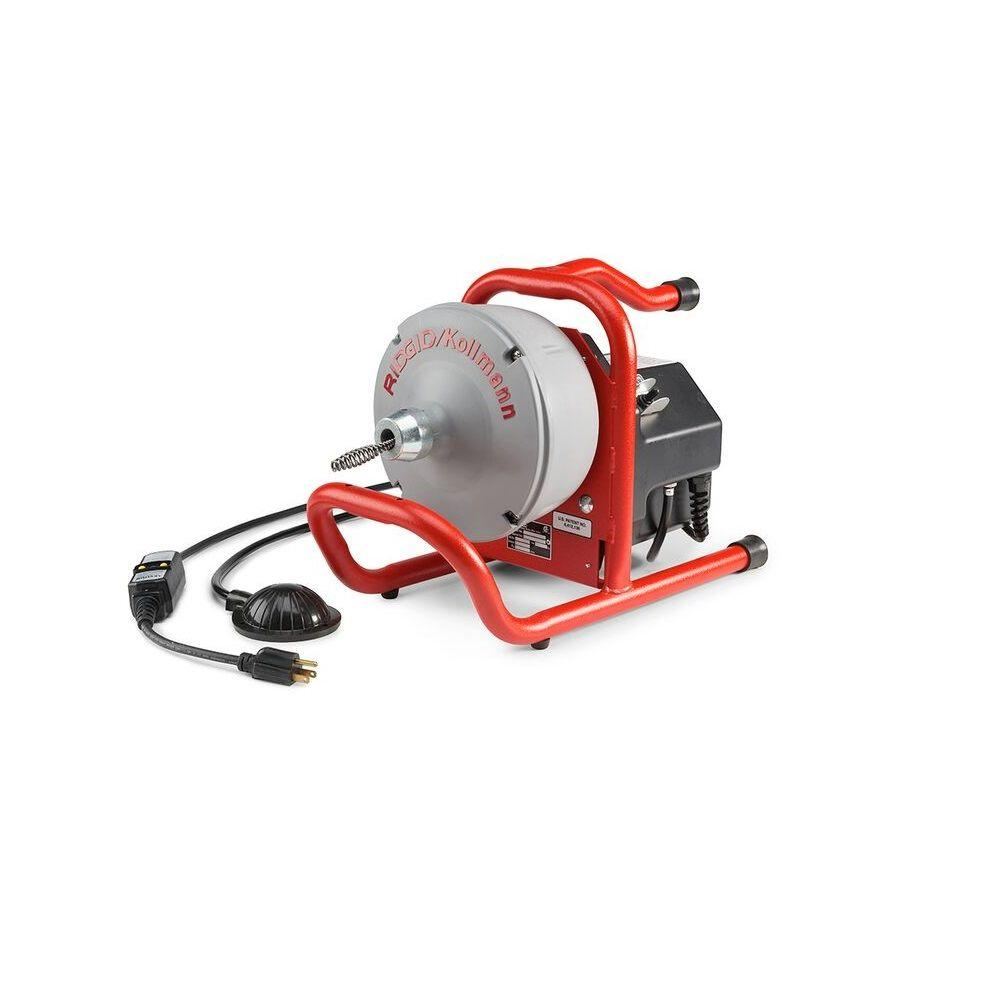 ridgid sink machine